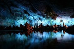 NEW MEXICO ~ Lechuguilla cave features unusual geology, rare formations, and pristine condition including a beautiful clear water lake. Access to this limestone cave is limited to scientific research, survey and exploration teams (need to figure out how to join one of these ;)