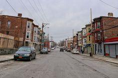 A Newburgh street.
