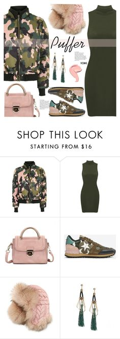 """""""Perfect Puffer Jackets"""" by meyli-meyli ❤ liked on Polyvore featuring Topshop, Valentino, Inverni, Packandgo, yoins, yoinscollection, loveyoins and puffers"""