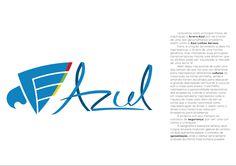 Logo Azul - conceituação
