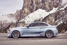 BMW ehrt den 2002 turbo mit einer Studie auf Basis des M2. Hinter der Hommage könnte sich ein Ausblick auf den M2 CSL verbergen.