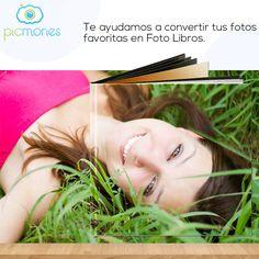 En #Picmories encontrarás una herramienta en línea gratuita, con la que podrás crear tu #Photobook. Visítanos en: Picmories.com