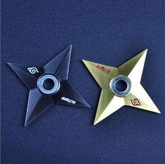 Fidget Spinners - Naruto Shuriken Ninja Star