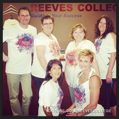 Alter your t-shirt - cool staff of Reeves College in Lethbridge, Alberta #alter #yourtshirt #tshirt #ReevesCollege #Lethbridge #Alberta #cool #staff