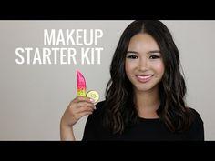 Organic Beauty Makeup Starter Kit! All-Natural/Cruelty-Free | Teri Miyahira