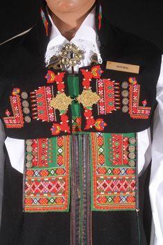 Norwegian Men, Folk Costume, Costumes, Folk Dance, Jackson, Street Style, Wool, Floral, How To Wear