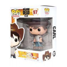 Funko Walking Dead Carl Grimes Pop! Vinyl Figure