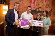 """#PinchosByKaprika, #DHGastro y #ElReyGambón"""", ganadores de  #Pozuelo de #Tapas - http://www.actualidad21.net/los-restaurantes-pinchos-by-kaprika-dh-gastro-y-el-rey-gambon-ganadores-de-la-ultima-edicion-de-pozuelo-de-tapas/…"""