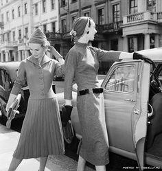 Женщины 50-х (47 фото)
