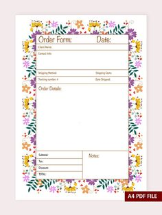 37 Best Business Cards Order Forms Etc Images Craft Business