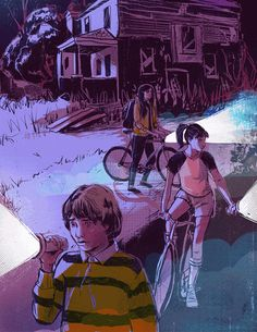 Kids on Bikes RPG - Strange Adventures in Small Towns by Infectious Play (Jon Gilmour) — Kickstarter