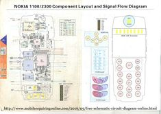 41 Best cell phone schematic circuit diagram download link