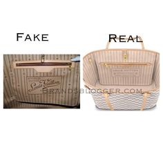 How To Spot A Fake Louis Vuitton Neverfull Bag for all sizes. In this article we have explained in a few simple how not to be frauded by fake products. Louis Vuitton Handbags Crossbody, Louis Vuitton Backpack, Lv Handbags, Handbags Online, Vuitton Bag, Louis Vuitton Nails, Real Louis Vuitton, Vintage Louis Vuitton, Louis Vuitton Monogram