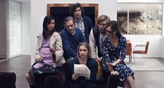This smart, fast-paced film, advertised as a screwball comedy, subverts this most buoyant of genres with a steady undertow of anxiety, dread and anger. Heather Lind, Kathryn Erbe, Noah Baumbach, America Movie, Cast Images, Great Films, Upcoming Movies, Movies Showing