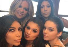 Descobrimos a receita da salada das Kardashians!