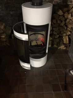 Who says our Scan stoves are just for cooking wood?! Get yours now. http://jotul.com/uk/products/wood-stoves