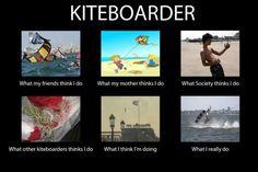 Kitesurfing lifestyle ;)