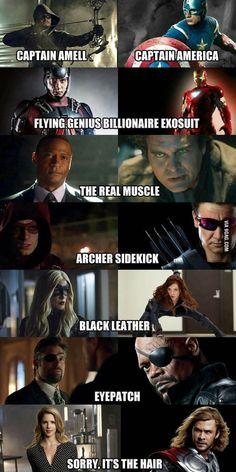 Arrow......