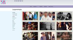 Captura de pantalla de la web de Retina Latina.