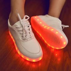 267d121e23e8 49 Best LED shoe images