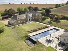 Beggars Barn - Luxury Cotswolds Country Home Oxfordshire Log Fires, Uk Holidays, Large Homes, Days Out, Terrace, Barn, Mansions, Country, Luxury