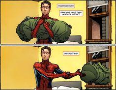 Spider-Man needs all the appreciation