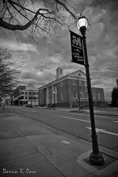 Martinsville,VA Post Office