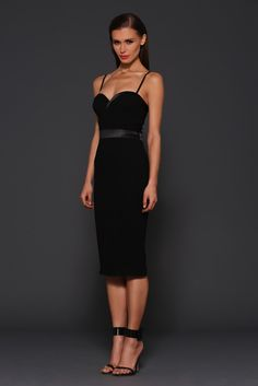 Black Cocktail Dress 50 Most Popular Ideas Dresses Elegant, Elegant Outfit, Trendy Dresses, Simple Dresses, Sexy Dresses, Beautiful Dresses, Dress Outfits, Evening Dresses, Casual Dresses