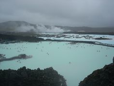 The Blue Lagoon - Reykjavic - Iceland