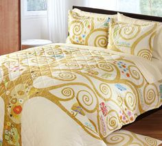 Quilted Belvedere Cotton Sateen Coverlet by #cuddledown