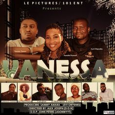 New movie that will be premier in cinema 'VANESSA'   VANESSA  Produces by: Sammy Amara and Levi Onyenku  Directed By: Alex Joseph (D.G.N)  D.O.P: John Peter (JoonWyyt)  Featured: Lawrence. U.Lawrence Jane whyte wafson Carlo pioti obinna agomuo jetiba soberekon princewill time maxi flex nyeche Annabel Samuel Levi onyenku Sammy Amara  Support by: http://ift.tt/2gm0B0k  EVENTS