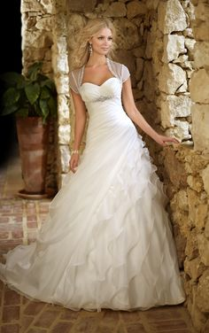 Bridal Gowns | Bridal Gowns with Sleeves | Stella York