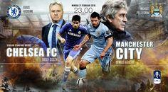 Chelsea vs Manchester City (Design:Abdillah/Liputan6.com)