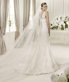 Pronovias te presenta el vestido de novia Diango. Fashion 2013.   Pronovias