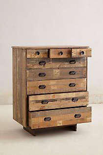 Anthropologie - Handcrafted Marpole Dresser