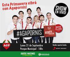 #Pergamino> Este 21 de septiembre festejamos el #DíaDeLaPrimavera con #AGAPORNIS en el Parque Municipal!! #gratis