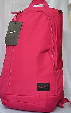 NIKE Young Girls Womens Backpack Rucksack School Bag Travel 19 L • £21.99  Nike Bags 96ac4e74d59f3