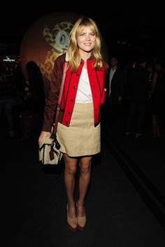 Emma Greenwell hair and outfit