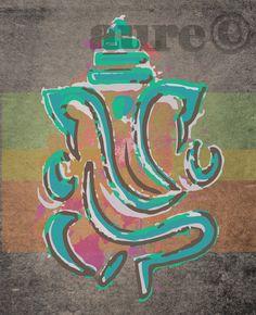 Namastae digital print by Aureforyou on Etsy