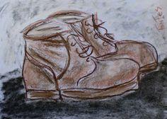 Arte Moderna e Contemporânea: As botas