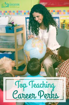 If you're on the fence about becoming a teacher and investing in an education degree, here are 10 perks that might make you reconsider your thoughts about not reaping the rewards of a teaching career. Education Degree, Teaching Career, Becoming A Teacher, We Are The Ones, Educational Leadership, Schools, How To Become, Learning, School