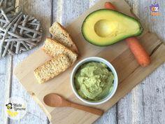 Crema di avocado - ricetta facile e veloce Avocado, Guacamole, Mexican, Pasta, Ethnic Recipes, Cacao, Food, Cream, Essen