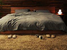 MASTERWAL / マスターウォール KP BED #interior #furniture #インテリア #家具 #bed #ベッド #bedroomdecor #bedroom #bedroomideas #bedroomdesign #ベッドルーム #ウォールナット Room Interior, Interior Design, Medium Brown, Bed Room, Own Home, Sweet Home, Houses, Space, Architecture