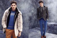 Marks & Spencer lookbook otoño-invierno 2013-2014, joven y elegante - TenerClase.com