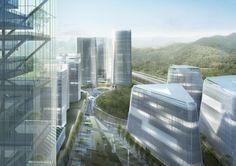 NFU and SZU Advanced Technology Park / Jaeger and Partner Architects + sa_i