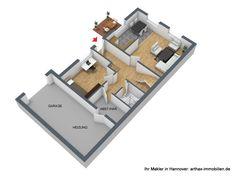 Neubauprojekt Eigentumswohnung Hannover Davenstedt- mehr dazu im Link - gepinnt vom Immobilienmakler in Hannover: arthax-immobilien.de