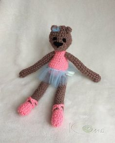 Gina Teddy Ballerina