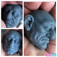 printed on FormLabs 2 Zbrush, Sculpting, 3d Printing, Lion Sculpture, Statue, Portrait, Printed, Artwork, Impression 3d