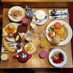 A great start to the day starts with a #superbreakfast #radissonblu #radissonbluroyal #helsinki #grillit IG @ katri_ilona seems to agree!