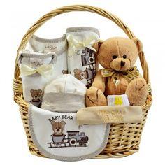 cadou pentru nou nascuti Welcome Baby, Bear, Bears